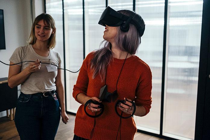 Combate el estrés laboral con Realidad virtual