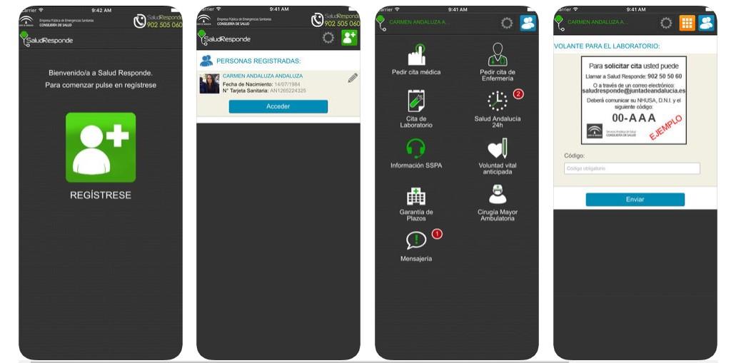 salud responde para iphone
