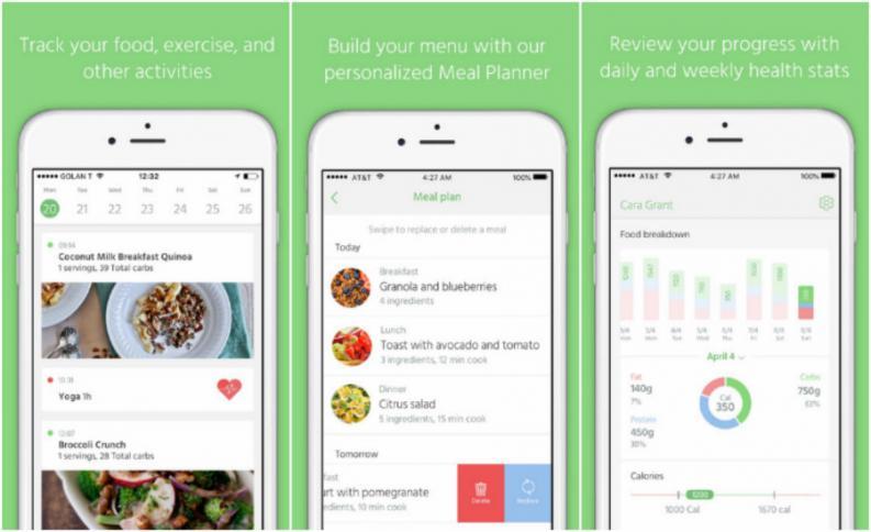 nutrino app de salud
