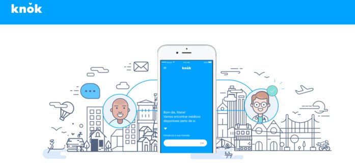 La app knok aterriza en España