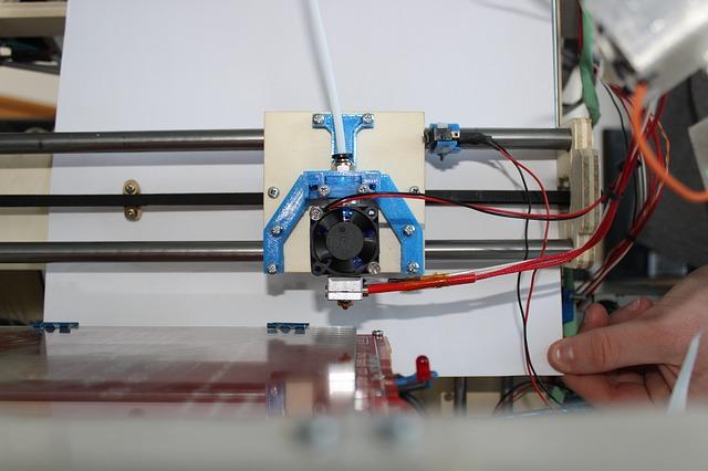 impresoras 3d en salud