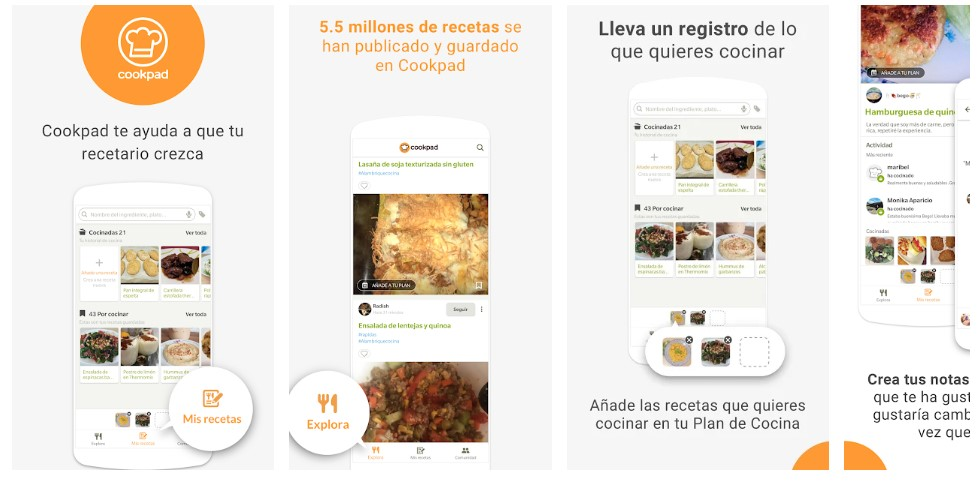 cookpad app