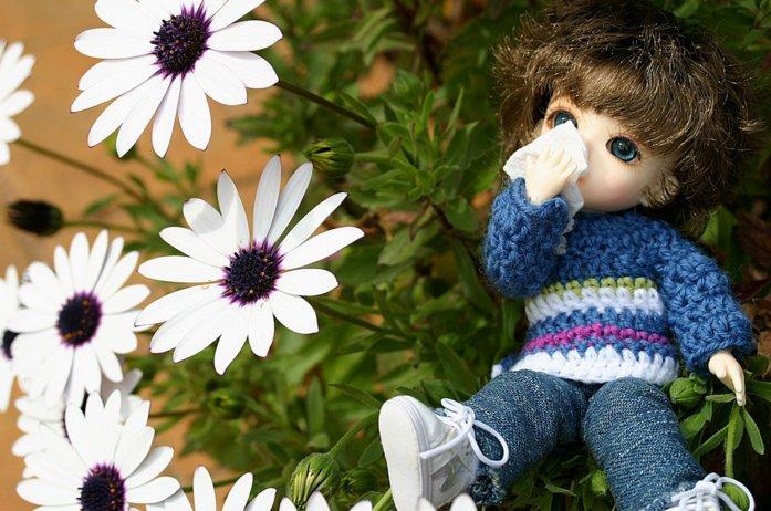 tecnología para combatir la alergia primaveral